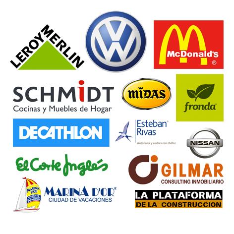 vallas publicitarias - marcas